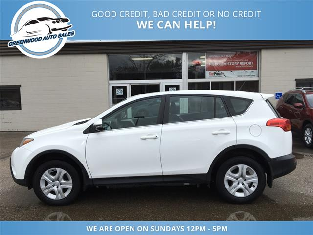 2015 Toyota RAV4 LE (Stk: 15-62065) in Greenwood - Image 1 of 21