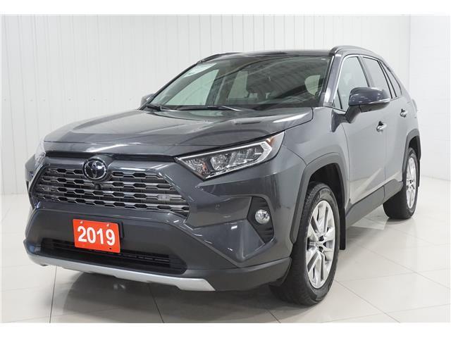 2019 Toyota RAV4 Limited (Stk: PR037) in Sault Ste. Marie - Image 1 of 26