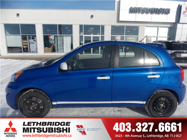 2015 Nissan Micra S (Stk: 9E600617B) in Lethbridge - Image 2 of 16