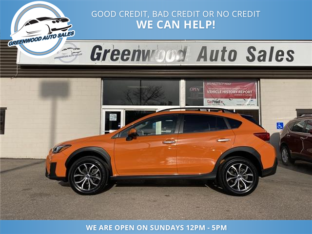 2019 Subaru Crosstrek Limited (Stk: 19-80452) in Greenwood - Image 1 of 25