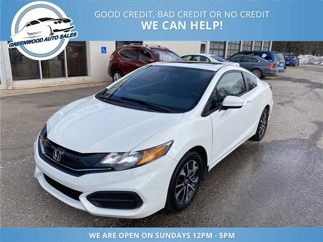 2015 Honda Civic EX (Stk: 15-00198) in Greenwood - Image 2 of 27