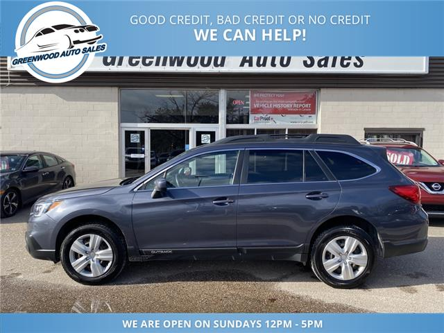 2017 Subaru Outback 2.5i (Stk: 17-45418) in Greenwood - Image 1 of 23