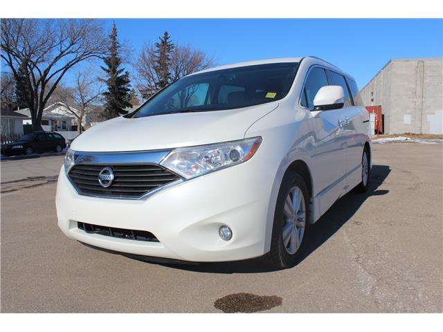 2012 Nissan Quest 3.5 SL (Stk: P1809) in Regina - Image 1 of 26