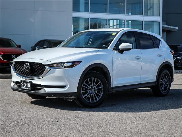 2019 Mazda CX-5 GS (Stk: P5447) in Ajax - Image 1 of 23