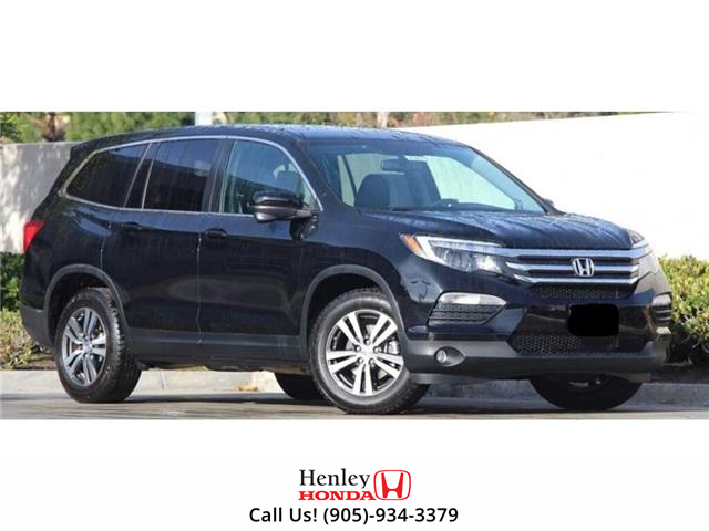 2016 Honda Pilot SUNROOF | HEATED SEATS | BLUETOOTH | BACK UP (Stk: R9694) in St. Catharines - Image 1 of 1