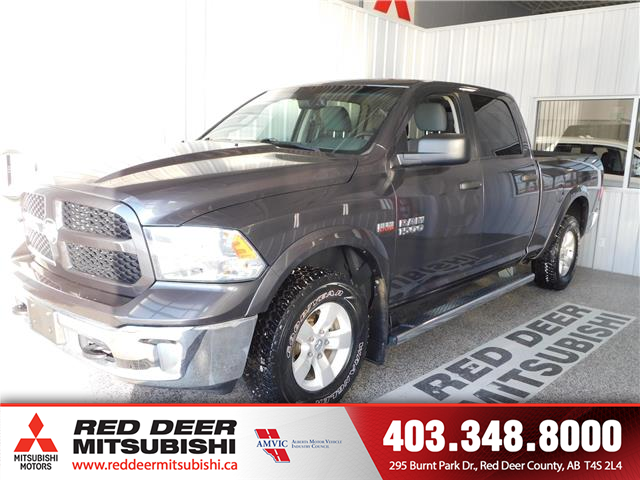 2017 RAM 1500 SLT (Stk: P8744A) in Red Deer County - Image 1 of 12