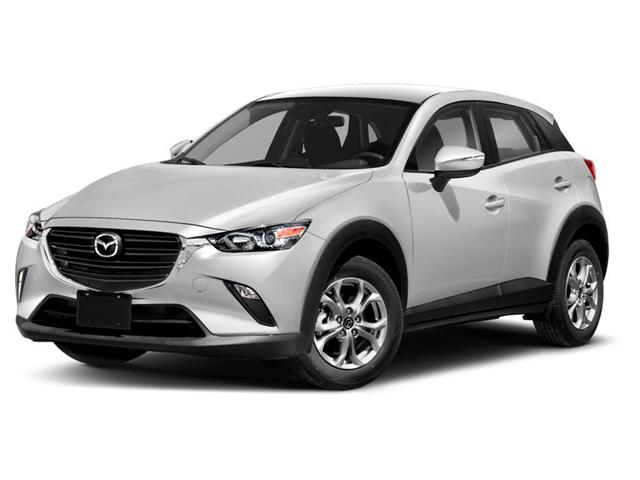 2020 Mazda CX-3 GS (Stk: 20-1222) in Ajax - Image 1 of 9