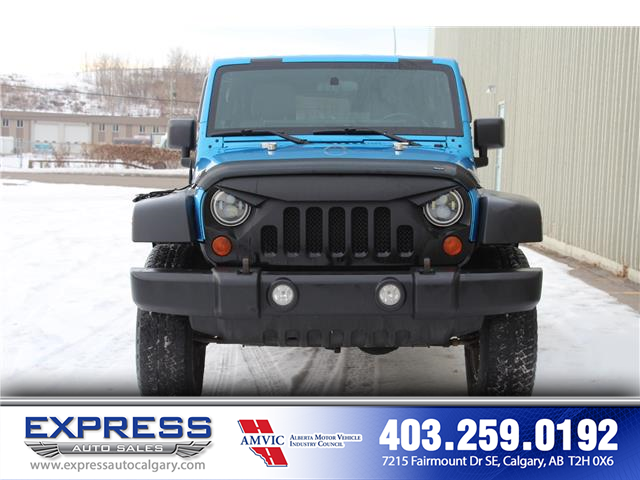 2010 Jeep Wrangler Unlimited Sport (Stk: P15-1274A) in Calgary - Image 2 of 17