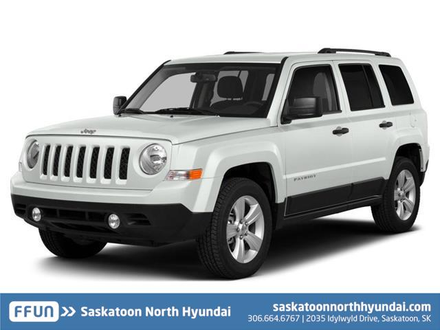 2015 Jeep Patriot Sport/North (Stk: B7532) in Saskatoon - Image 1 of 10