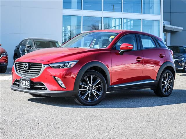 2018 Mazda CX-3 GT (Stk: 20-1106A) in Ajax - Image 1 of 23