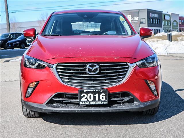 2018 Mazda CX-3 GT (Stk: 20-1106A) in Ajax - Image 2 of 23
