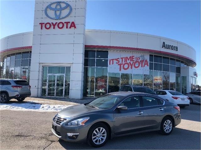 2014 Nissan Altima 2.5 S (Stk: 316391) in Aurora - Image 1 of 18