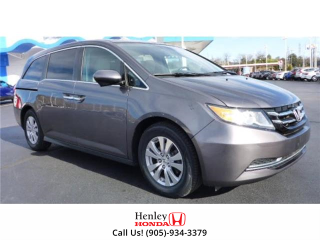 2016 Honda Odyssey LEATHER | HEATED SEATS | BLUETOOTH | BACK UP (Stk: R9698) in St. Catharines - Image 1 of 1