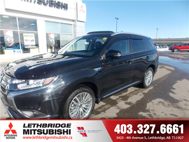 2020 Mitsubishi Outlander PHEV LE (Stk: 20T603793) in Lethbridge - Image 1 of 18