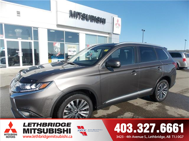 2020 Mitsubishi Outlander GT (Stk: 20T604500) in Lethbridge - Image 1 of 21