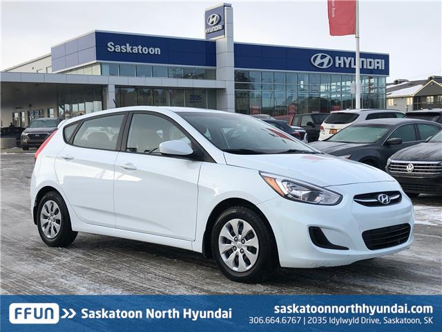 2016 Hyundai Accent SE (Stk: 40285A) in Saskatoon - Image 1 of 27