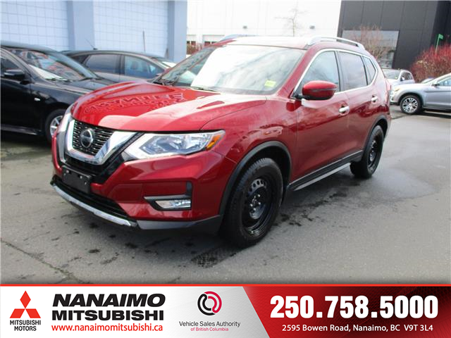 2019 Nissan Rogue SV (Stk: LP1758) in Nanaimo - Image 1 of 9