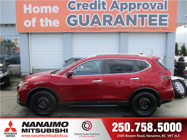 2019 Nissan Rogue SV (Stk: LP1758) in Nanaimo - Image 2 of 9