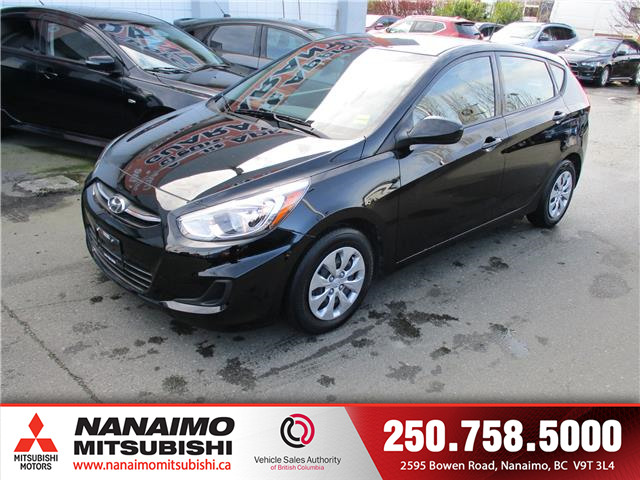 2017 Hyundai Accent GL (Stk: 9P1004A) in Nanaimo - Image 1 of 9