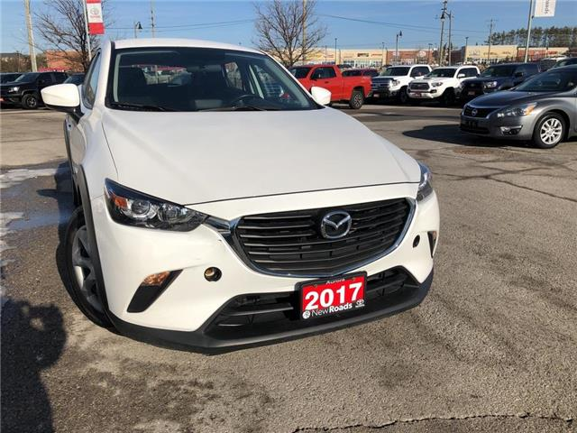 2017 Mazda CX-3 GX (Stk: 6648) in Aurora - Image 1 of 18