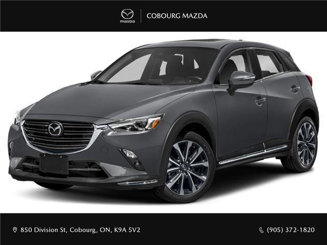 2019 Mazda CX-3 GT (Stk: 19060) in Cobourg - Image 1 of 9