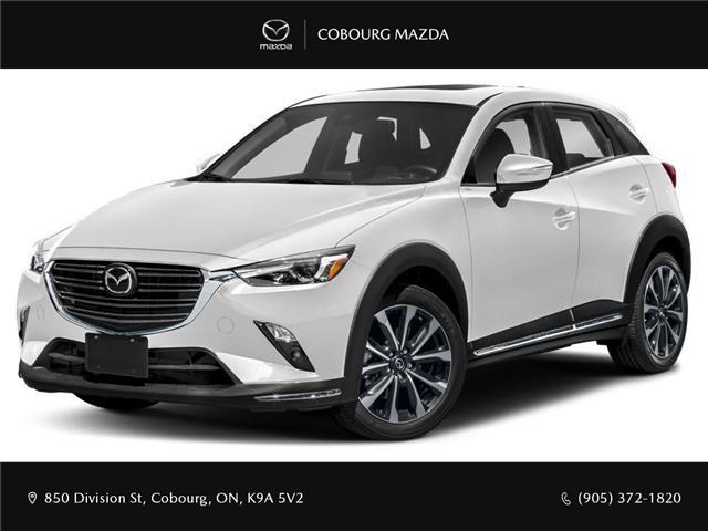 2019 Mazda CX-3 GT (Stk: 19110) in Cobourg - Image 1 of 9
