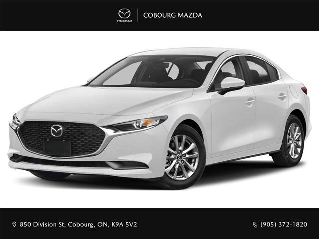 2019 Mazda Mazda3 GS (Stk: 19133) in Cobourg - Image 1 of 9