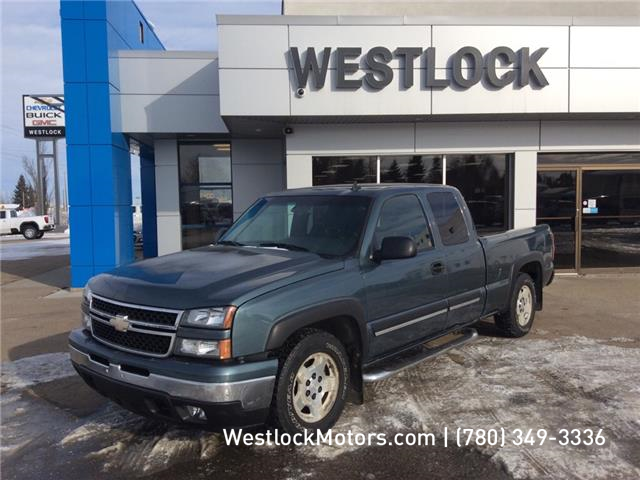 2007 Chevrolet Silverado 1500  (Stk: 19T291X) in Westlock - Image 1 of 12