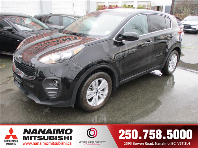 2017 Kia Sportage LX (Stk: LP1753) in Nanaimo - Image 1 of 10