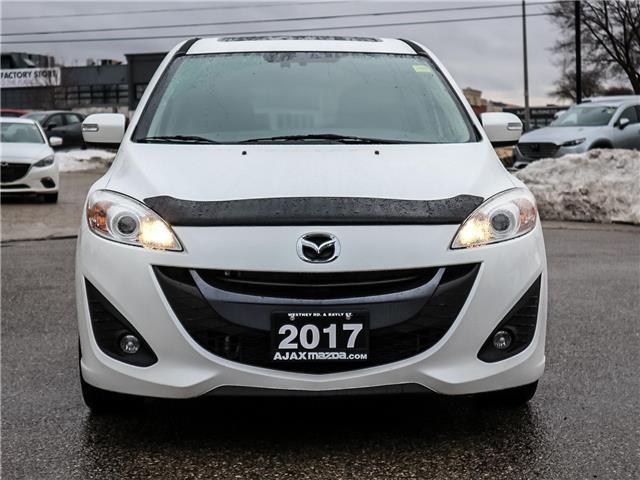 2017 Mazda Mazda5 GT (Stk: 19-1605A) in Ajax - Image 2 of 23