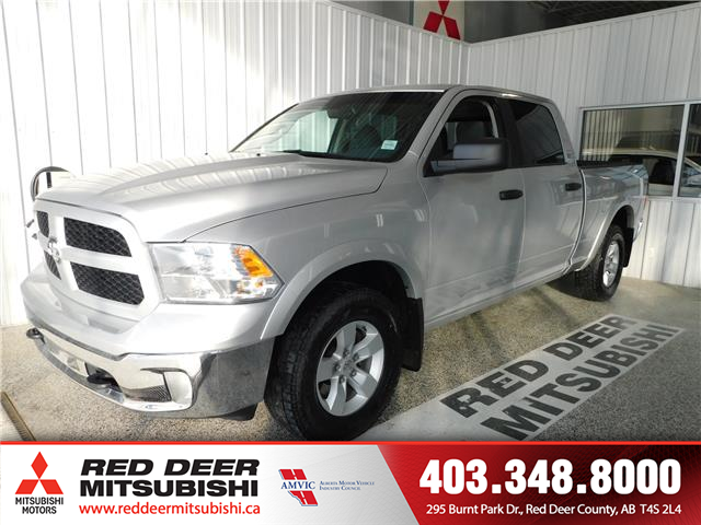2018 RAM 1500 SLT (Stk: P8681A) in Red Deer County - Image 1 of 12