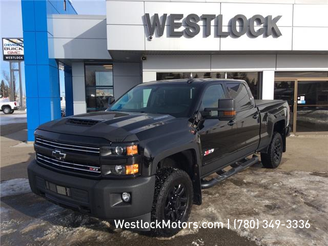 2018 Chevrolet Silverado 2500HD LTZ (Stk: T2005) in Westlock - Image 1 of 17