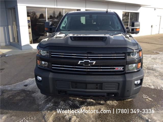 2018 Chevrolet Silverado 2500HD LTZ (Stk: T2005) in Westlock - Image 2 of 17