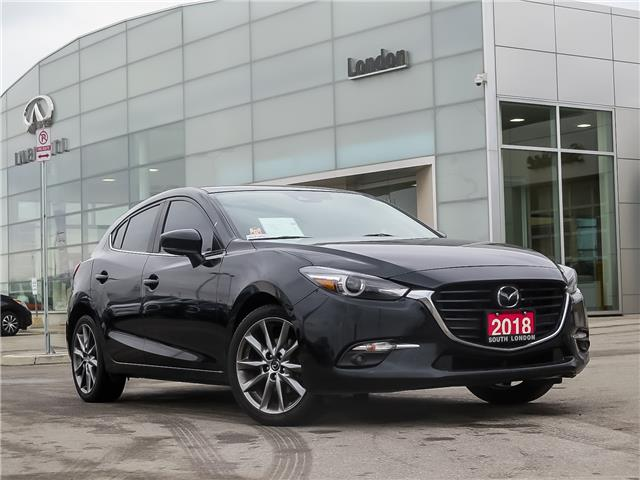 2018 Mazda Mazda3 Sport GT (Stk: E19125-1) in London - Image 1 of 24