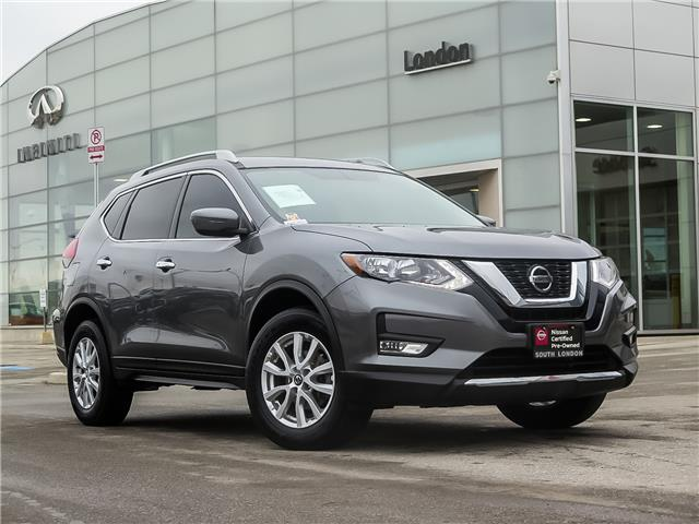 2018 Nissan Rogue SV (Stk: Y20089-1) in London - Image 1 of 25
