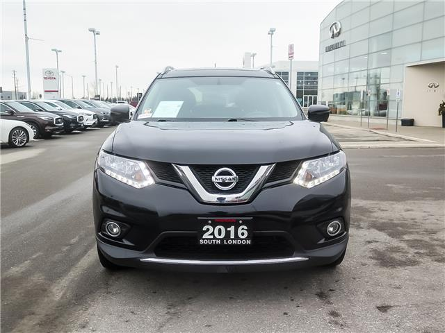 2016 Nissan Rogue SV (Stk: 14361) in London - Image 2 of 26