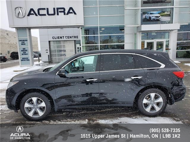 2016 Acura MDX Base (Stk: 200299A) in Hamilton - Image 2 of 34