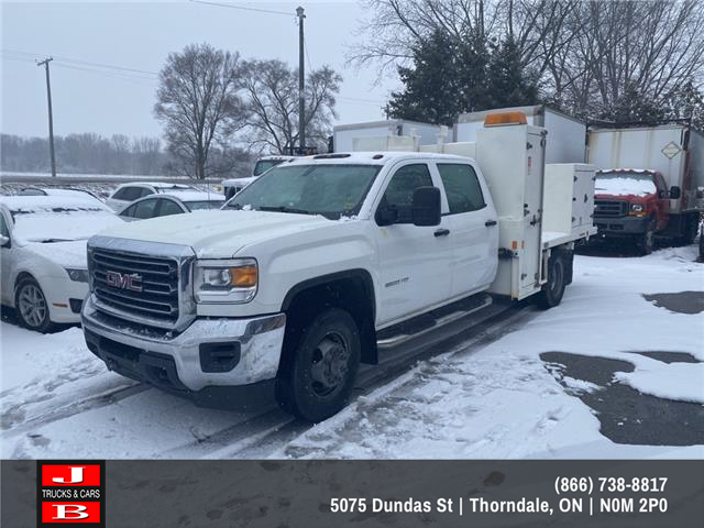 2015 GMC Sierra 3500HD Chassis WT (Stk: 6024) in Thordale - Image 1 of 7