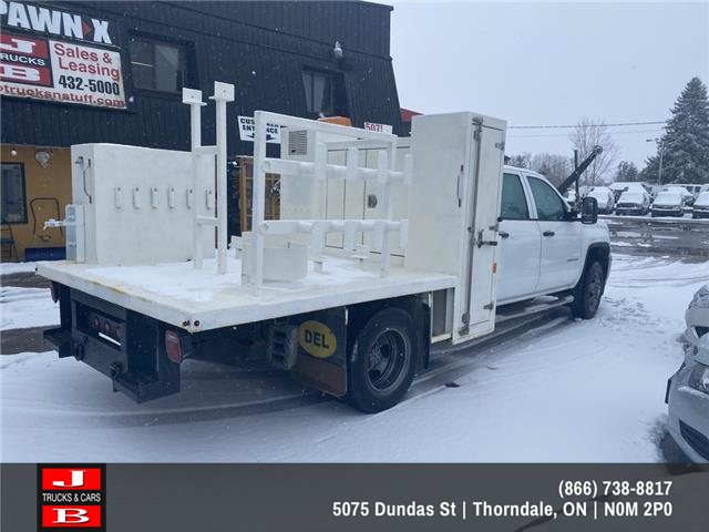 2015 GMC Sierra 3500HD Chassis WT (Stk: 6024) in Thordale - Image 2 of 7