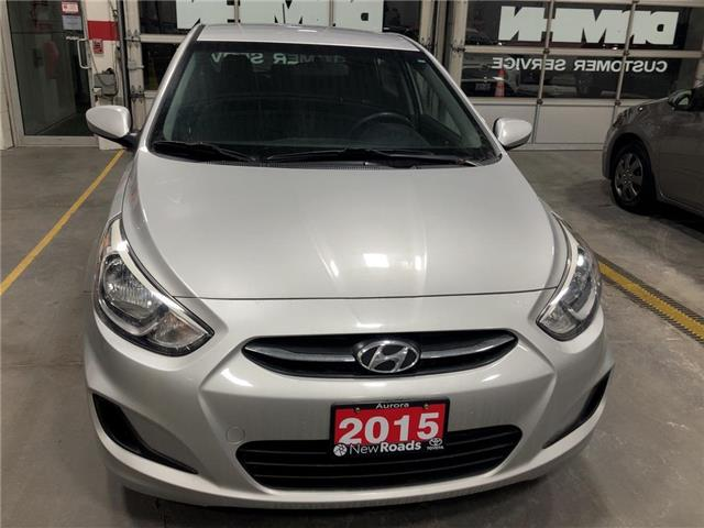 2015 Hyundai Accent GL (Stk: 310702) in Aurora - Image 1 of 17