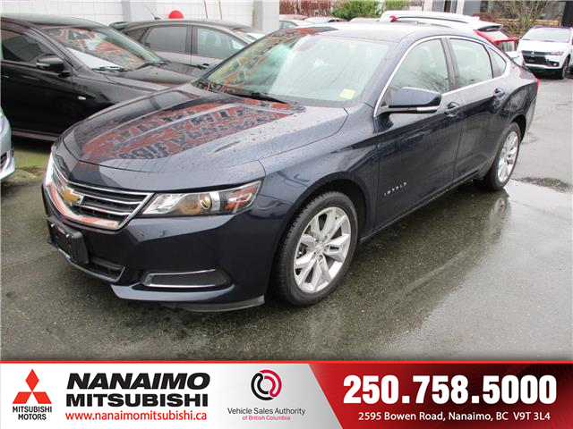 2017 Chevrolet Impala 1LT (Stk: 9R0311A) in Nanaimo - Image 1 of 9