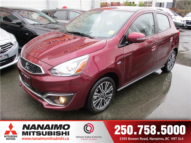 2019 Mitsubishi Mirage GT (Stk: LP1767) in Nanaimo - Image 1 of 9