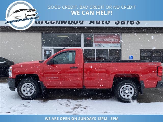 2016 Chevrolet Silverado 1500 LS (Stk: 16-71107) in Greenwood - Image 1 of 25