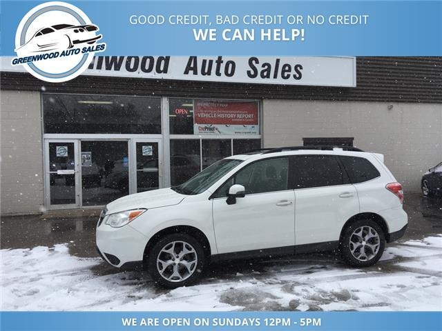2016 Subaru Forester 2.5i Limited Package (Stk: 16-03006) in Greenwood - Image 1 of 24
