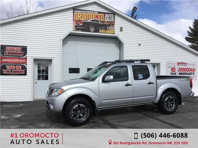 2019 Nissan Frontier PRO-4X (Stk: 243) in Oromocto - Image 1 of 16