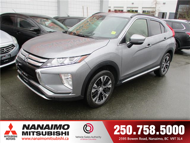 2018 Mitsubishi Eclipse Cross SE (Stk: 20T3219A) in Nanaimo - Image 1 of 10