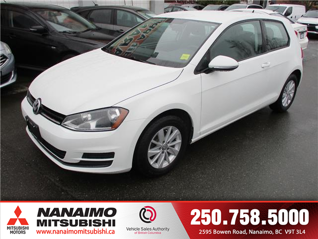 2017 Volkswagen Golf 1.8 TSI Trendline (Stk: 9P1246A) in Nanaimo - Image 1 of 9