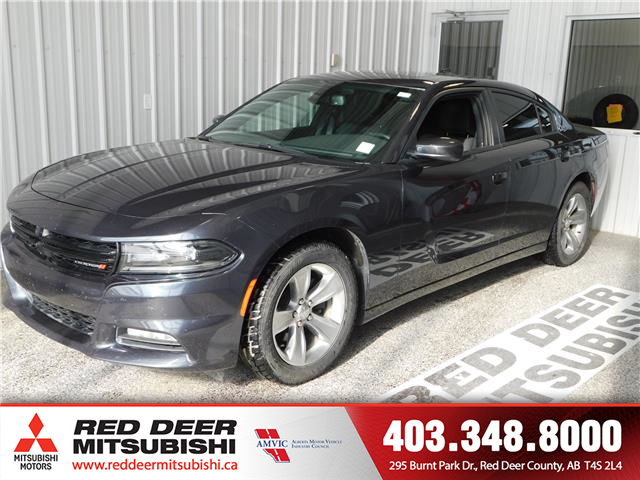 2018 Dodge Charger SXT Plus (Stk: L8769) in Red Deer County - Image 1 of 15