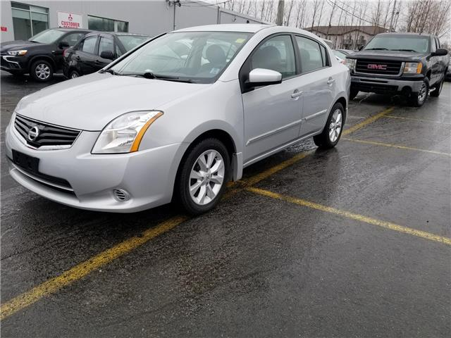 2012 Nissan Sentra 2.0 SL (Stk: p20-044) in Dartmouth - Image 1 of 9