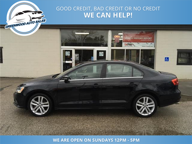 2015 Volkswagen Jetta 2.0 TDI Highline (Stk: 15-37306) in Greenwood - Image 1 of 15
